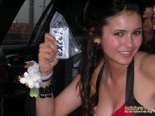 Nina Dobrev wallpaper called Nina's Prom