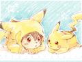 Nishizono Shinsuke and Pikachu!