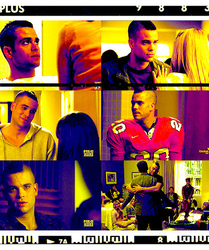 Noah Puckerman :D