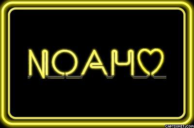 Noah^^