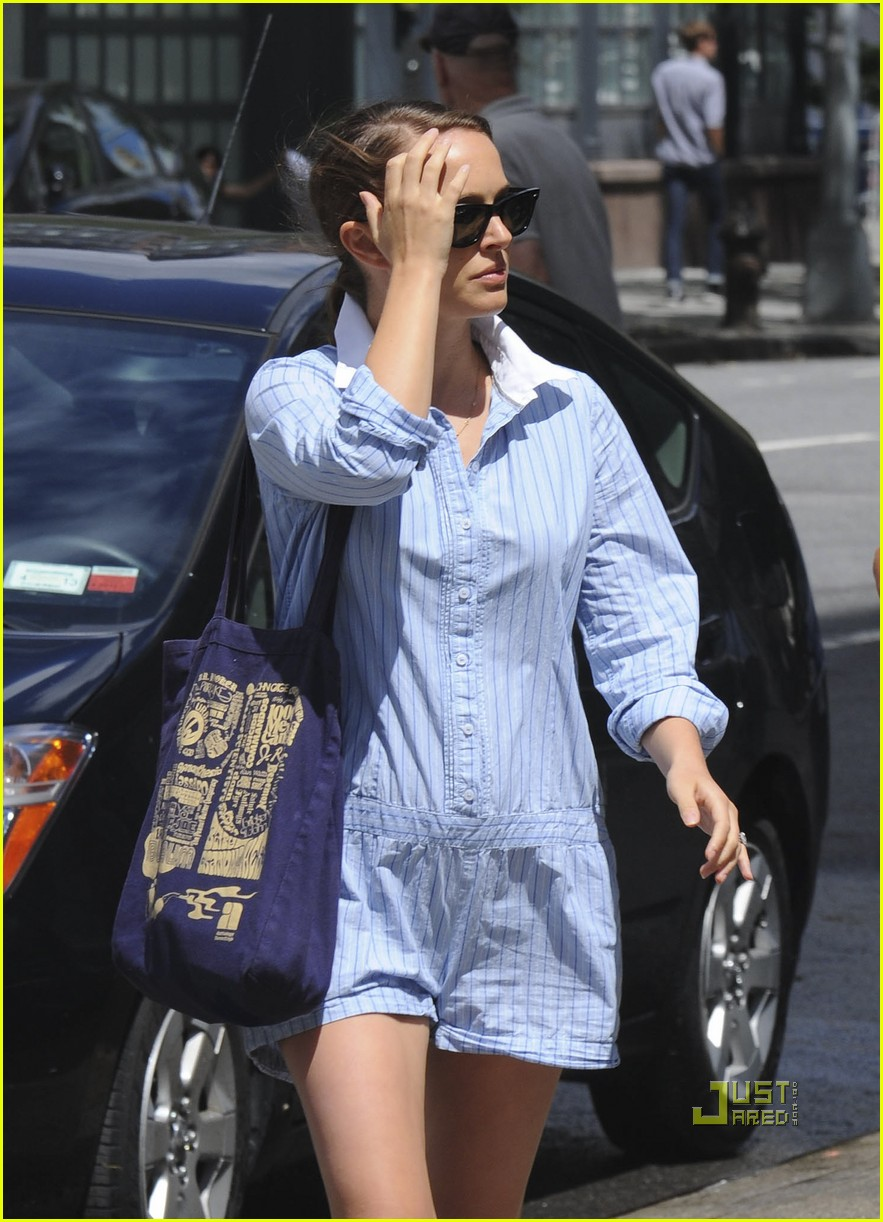 Out and about in Manhattan (August 22nd 2011)