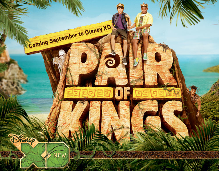 Disney Channel Images Pair Of Kings Hd Wallpaper And Background