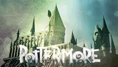 哈利波特大冒险游戏网(pottermore)