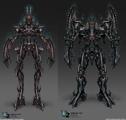 Primes Concept Art