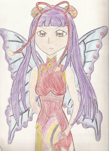 RanFa-Mermaid Melody Villain