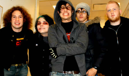 My Chemical Romance wallpaper called Random MCR pics