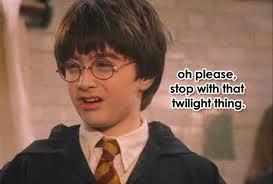 aléatoire Potter stuff