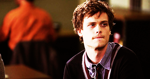 dr. spencer reid wallpaper possibly with a portrait called Reid in season 6~