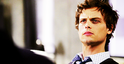 Dr. Spencer Reid wolpeyper entitled Reid in season 6~
