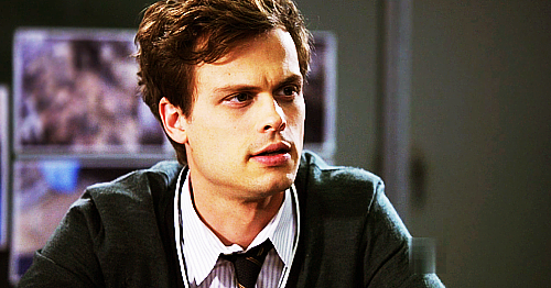 Dr. Spencer Reid wallpaper possibly with a business suit, a well dressed person, and a suit titled Reid in season 6~