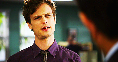 Dr. Spencer Reid wallpaper entitled Reid in season 6~