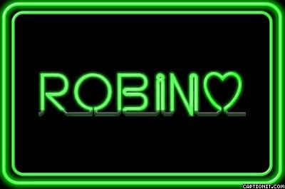 Robin<3