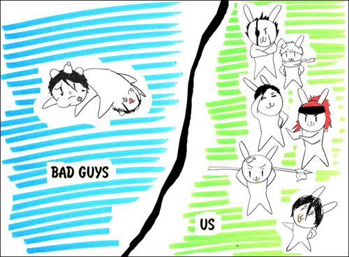 Rukia's drawings
