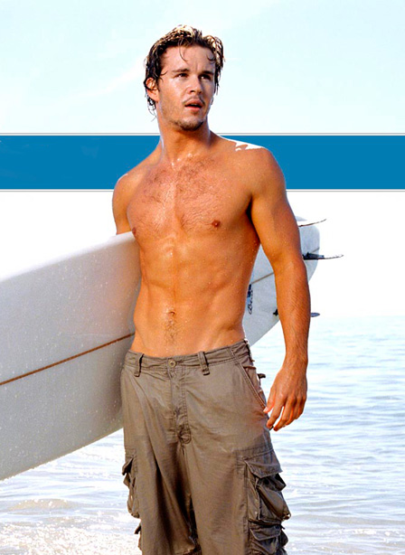 Ryan Kwanten is Featured in Life & Style Weekly