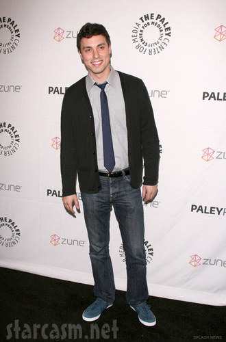 John Francis Daley @ Freaks & Geeks/Undeclared Reunion - 2011