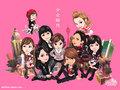 SNSD anime