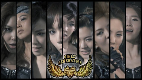 SNSD Bad Girl