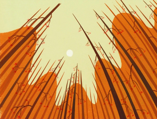 Samurai Jack Hintergrund probably with a tepee and a circus tent titled Samurai Jack