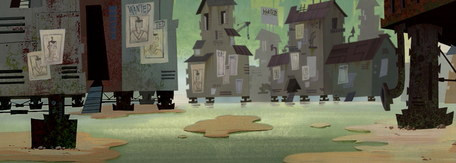 Samurai Jack Images Samurai Jack Hd Wallpaper And