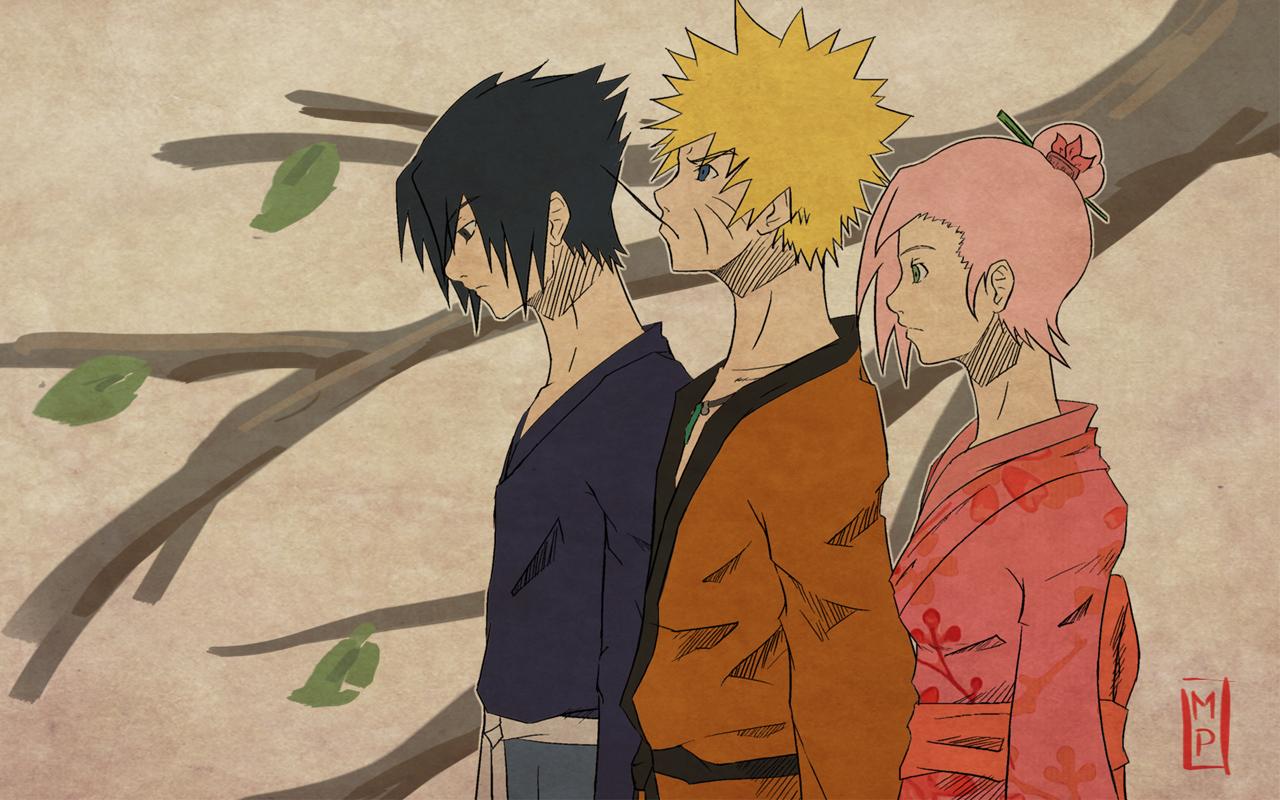 Naruto Shippuuden Sasuke  Naruto  Sakura