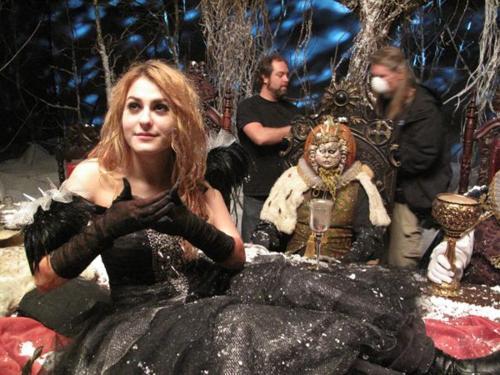 Scout behind the scenes of Хэллоуин II