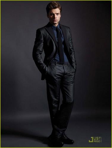 Sebastian Stan: 'August Man' Photo Shoot!