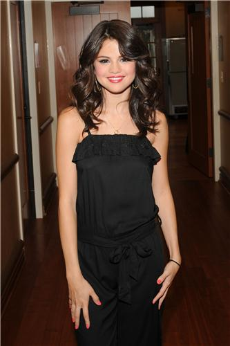 Selena - We Own The Night Tour (2011) Backstage, Bethel, New York - August 05, 2011