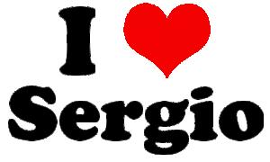 Sergio <3