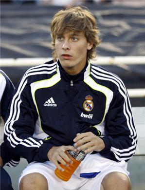 Sergio Real Madrid <3