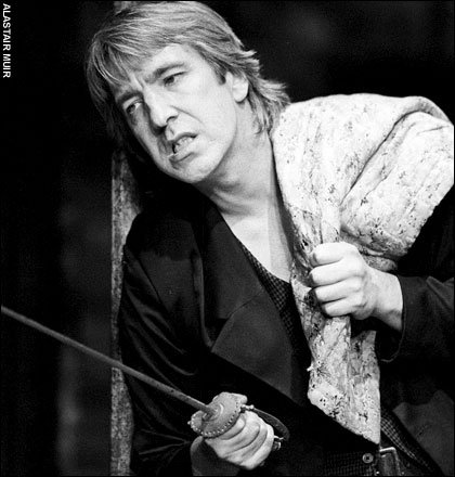 alan rickman fondo de pantalla called Sexy Alan