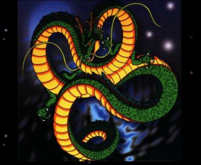 Shenron - dragon-ball-z Photo