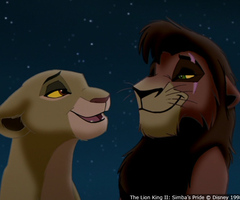 Simba's daughter