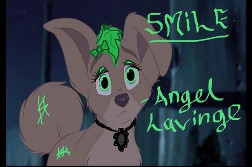 Smile~ Angel Lavigne