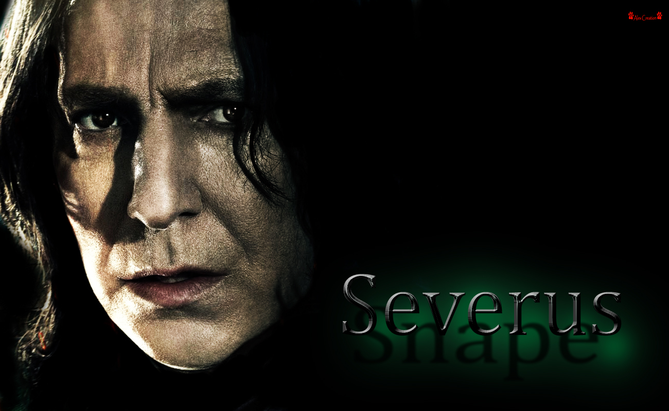 Snape Background - Severus Snape Photo (24760406) - Fanpop