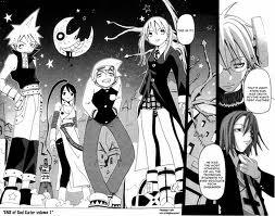 Soul Eater ~ জাপানি কমিকস মাঙ্গা