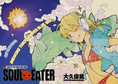 Soul Eater ~ komik jepang