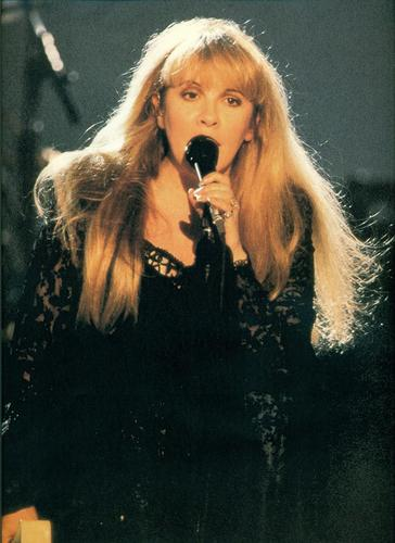 stevie nicks wallpaper probably with a show, concerto titled Stephanie