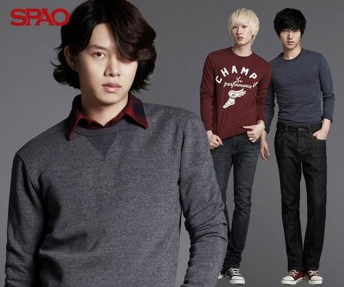 Super Junior & SNSD - SPAO