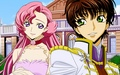 Suzaku x Euphie - suzaku-and-euphemia wallpaper