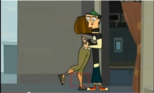 Total Drama Island wallpaper possibly with anime entitled TDWT bloopers