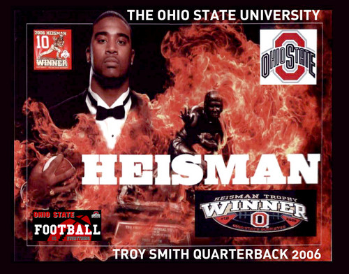 TROY SMITH QB 2006