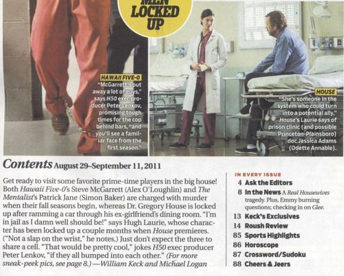 TV Guide Spoiler Season 8
