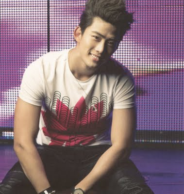 Taecyeon Hands Up
