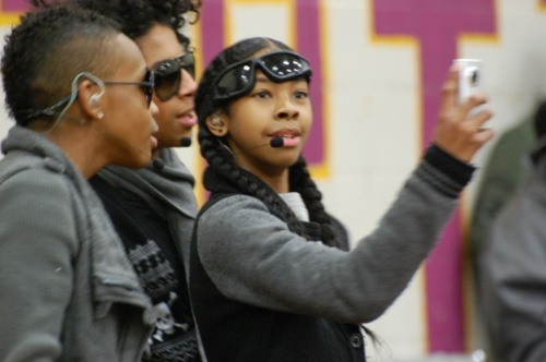 Take A Picture Quick Send It To My Phone - ray-ray-mindless-behavior Photo