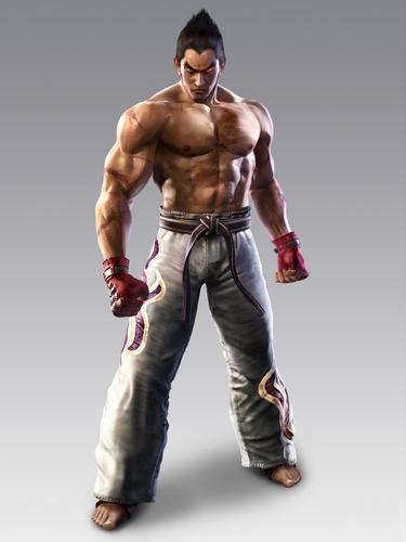 Tales & Tekken