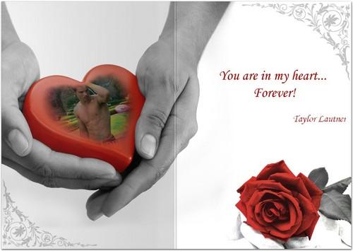 Taylor Lautner Forever in My corazón