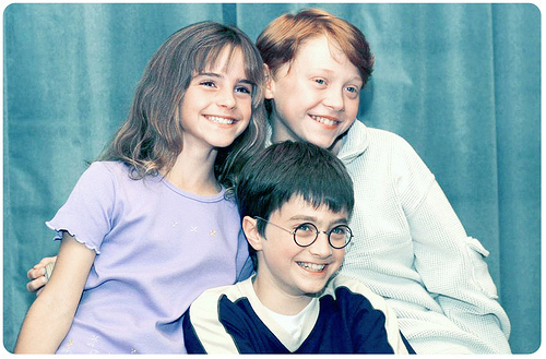 The Golden Trio♥ϟ☮