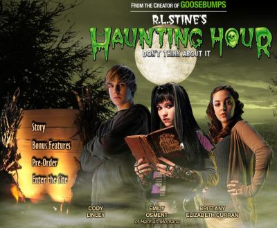 The Haunting Hour:Don't Think About It