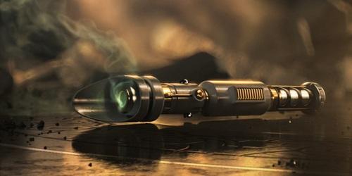 The Jedi's weapon