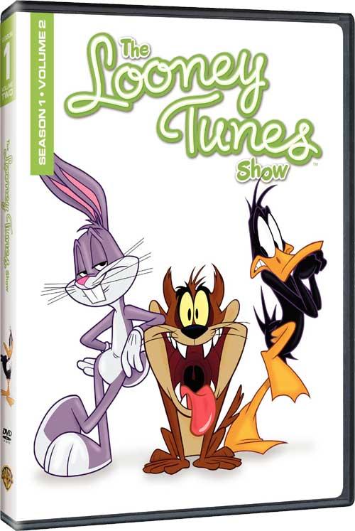 The Looney Tunes Show: Season 1, Volume 2